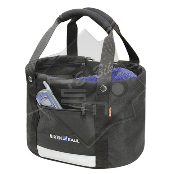 Mobilist KLICKfix Shopper Comfort Mini Tasche schwarz
