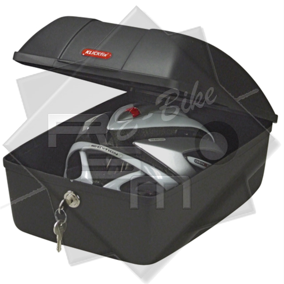 Mobilist KLICKfixBike Box für den Gepäckträger
