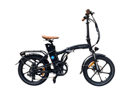 "Hochwertiges RSM Elektro Klappfahrrad Mobilist 20"" E- Bike Limitiertes Sondermodell Black-Edition Mobilist XR (36V 15,6AH)"
