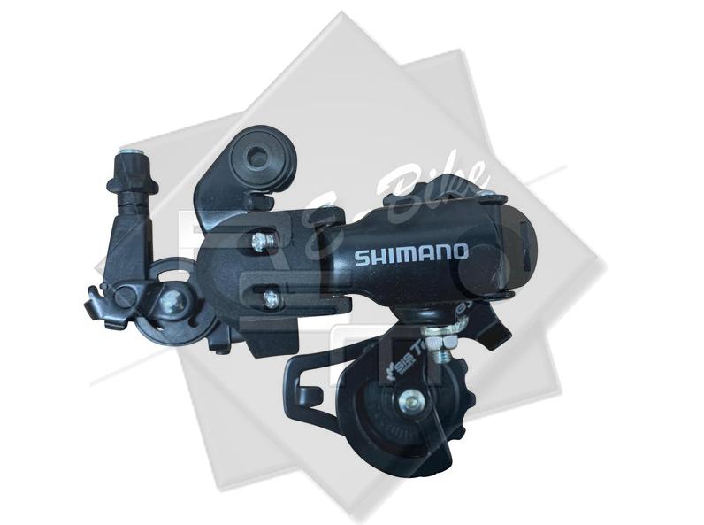 Shimano Schaltwerk am Hinterrad für Mobilist Klappfahrrad